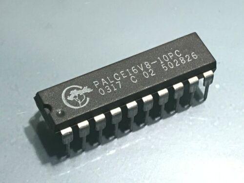 ORIGINAL CYPRESS  PALCE16V8-10PC  20 PIN DIL PAL CHIP  UK STOCK  x1      fba18a3