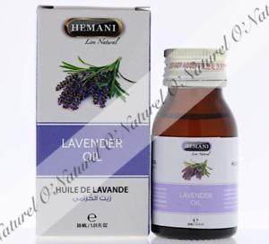 Huile-de-Lavande-100-Pure-amp-Naturelle-30ml-Lavender-Oil-Aceite-de-lavanda