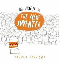The Hueys in the New Sweater - LikeNew - Jeffers, Oliver - Hardcover