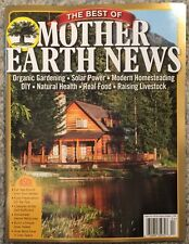 The Best Of Mother Earth News Organic Gardening Winter 2015 FREE SHIPPING