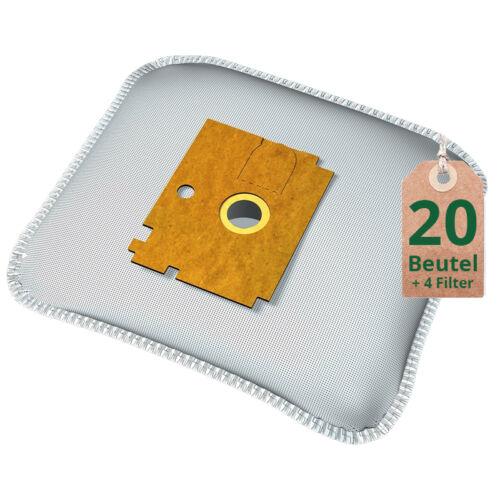 Staubsaugerbeutel passend für Rowenta Dymbo Dymbo Plus Vlies Filtertüten Bags