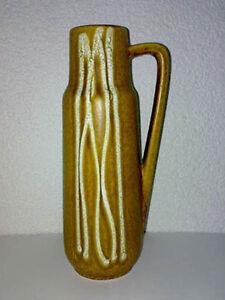Vase-Scheurich-WGP-Mid-Century-60s-70s-Keramik-275-28