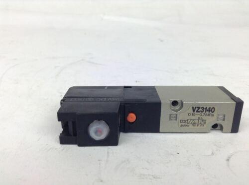 SMC VZ3140 Solenoid Valve Used