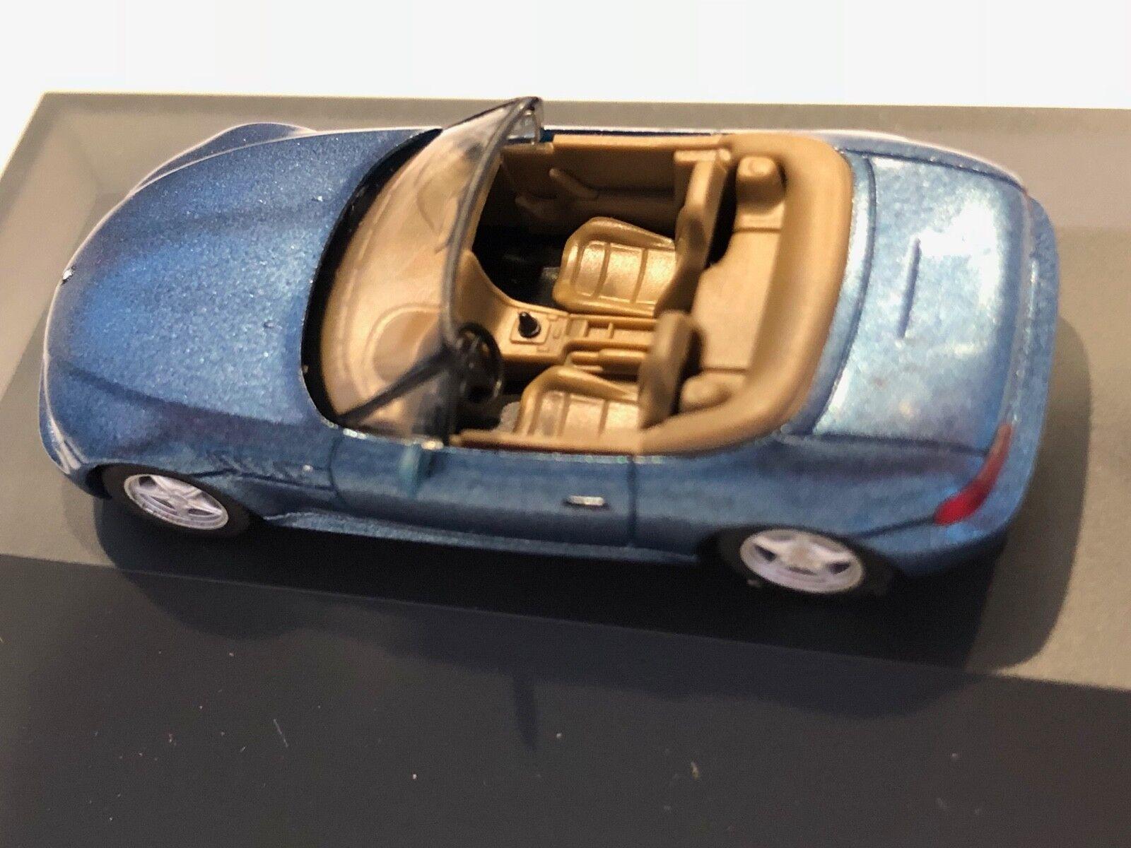BMW Z3 roadster oreneye Limited Edition Herpa 1 87  Part   80 41 9 421 163  le plus en vogue