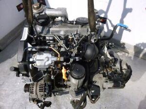 SILNIK-ENGINE-MOTOR-VW-GOLF-4-1-9-TDI-ALH-00-ROK
