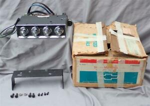 NOS 65-67 Chevrolet Stereo Multiplex Adapter Delco AM FM Radio 7296351 Chevy 66