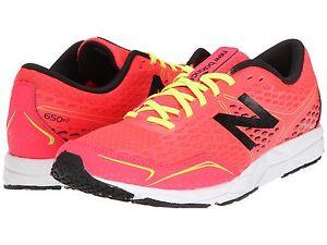 Womens Shoes New Balance W650v2 Bright Cherry/Black