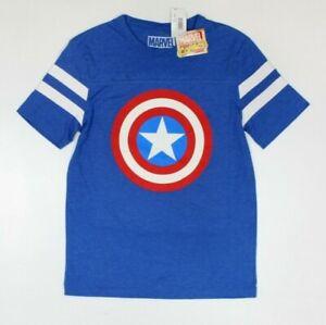 white captain america t shirt