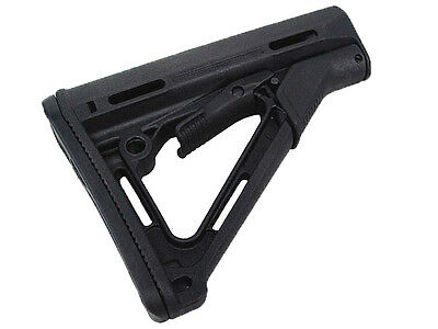 Airsoft Paintball CTR PTS Stock for AEG Toy BK