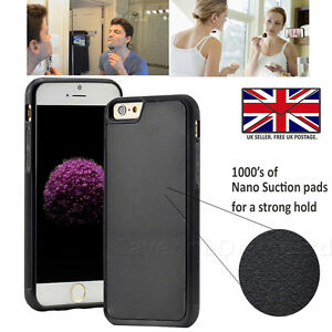 low priced 2d93e 220fc Details about Anti Gravity Nano Suction Hands Free Goat Case For Apple  iPhone 6s PLUS / 6 Plus