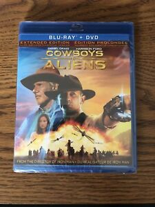 Factory-Sealed-Cowboys-and-Aliens-Blu-ray-DVD-Canadian-Free-Shipping