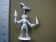 MENESTREL / MINISTREL /RAL PARTHA FANTASY /28-32 MM METAL MINI
