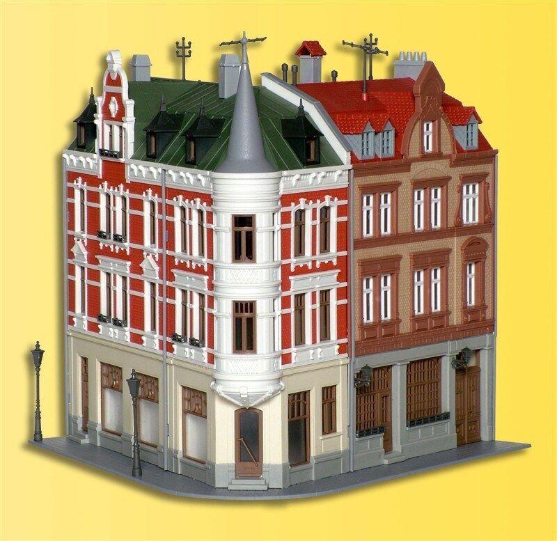 Kibri 38294 Haus Am Sternplatz en Görlitz   Nisa , Kit Construcción, H0