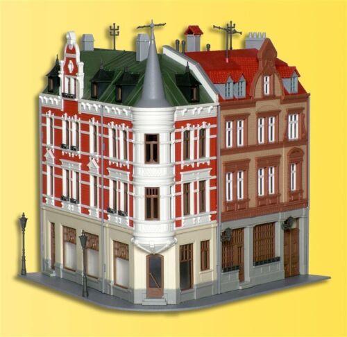 Kibri 38294 Haus Am Sito Stelle in Görlitz Neiße Kit H0