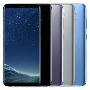 Samsung Galaxy S8 SM-G950 64GB Unlocked Smartphone all Colours Grades UK *MINT
