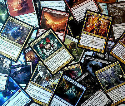 mythic mtg Magic the Gathering 400 CARD LOT collection bulk cards dragon rare