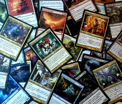 mtg Magic the Gathering 10 BULK MYTHIC RARE LOT x10 random game cards edh PLAYED