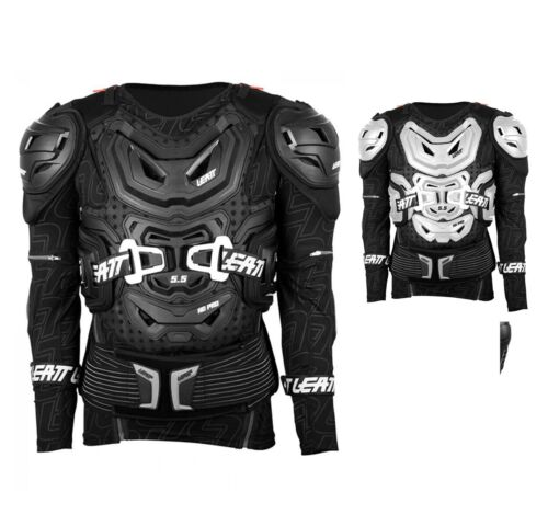 Leatt Body Protector 5.5 protezioni Giacca MX PROTEKTOR Jacket Motocross
