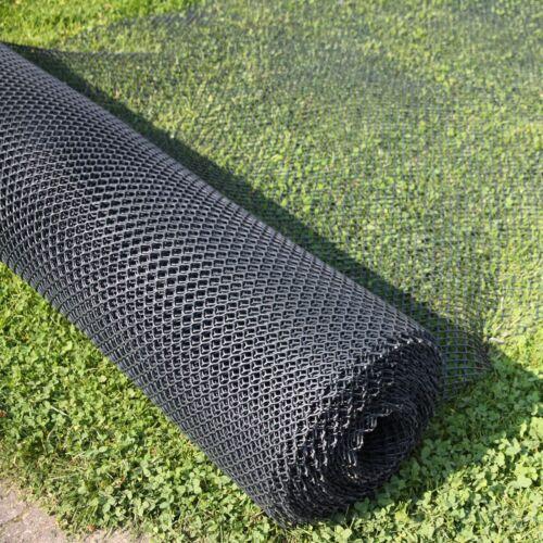 Rasengitter Rasenschutzgitter Bodenverstärkung Schutzgitter HaGa® 15m L x 2m Br.