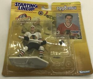 Starting Lineup Doug Gilmour 1998 Edition Extended Series Hockey