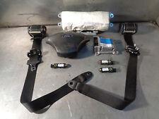 FORD Focus st170 mk2 mk1 97-06 Airbag Set Kit cinture di ECU 2m5t-14b056-dd