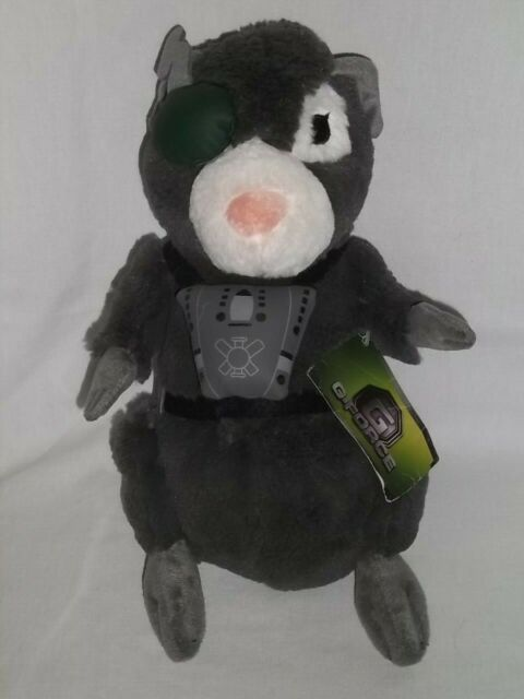 Nnvh H Ctkbuhxrwh Disney G Force Guinea Pig Plush Stuffed Animal Speckles For Sale Online Ebay