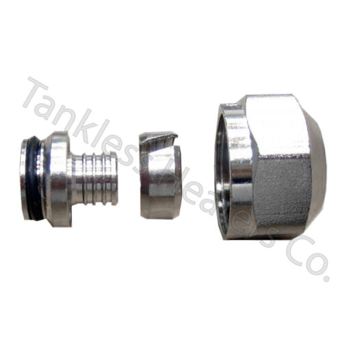 "3//8/"" PEX Compression Connector Manifold Adapter"