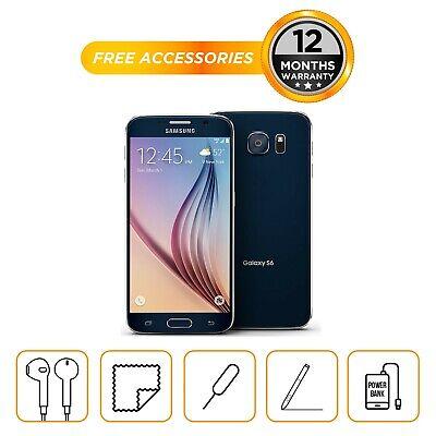 Samsung Galaxy S6 G920 32GB 64GB 128GB All Colours Unlocked Smartphone