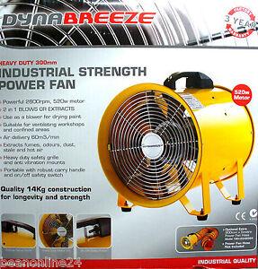 Industrial-Power-Jet-Fan-520-Watts-300mm-Portable