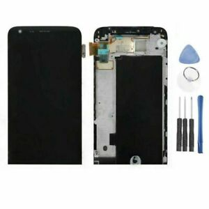 Replace For LG G5 H820 H831 H840 H850 LCD Screen Display Touch Digitizer w/Frame