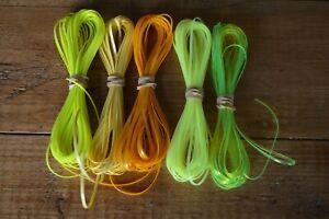 70 yards neutral colors rexlace plastic lace boondoggle gimp lanyard lacing