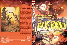 SON OF GODZILLA (JUN FUKUDA - 1967) Japanese version / English subtitles DVD