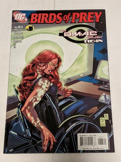 Birds Of Prey #83 August 2005 DC Comics