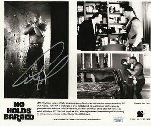 Tommy-Listor-Autograph-Signed-8x10-Photo-No-Holds-Barred-JSA-COA