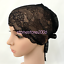 Women-Muslim-Inner-Cap-Arab-Lace-Hijab-Scarf-Islamic-Headwear-Turban-Bonnet-Hat thumbnail 16