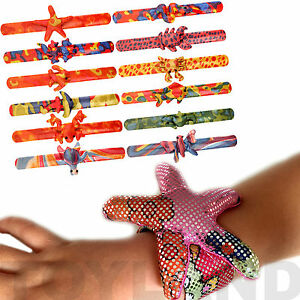 ANIMAL-SNAP-BRACELETS-BOYS-GIRLS-TOY-PRIZES-CHRISTMAS-STOCKING-PARTY-BAG-FILLERS