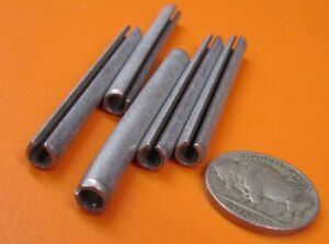 Slotted Spring Pin 5//32 x 7//16 420 Stainless 500 pcs