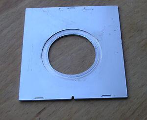 Linhof-III-3-6x9-Technika-Board-Lente-con-foro-34-5mm-COMPUR-0-81-x-75
