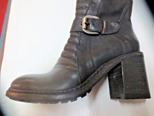 Pointures Talon Boots Fru Neuve it Noir 40 Cuir 299e 7 5cm 36 Mid Valeur wrqrYxEWPZ