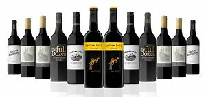 AU-Red-Mix-Wine-Including-2-Bottles-Of-Yellow-Tail-Shiraz-12x750ml-RRP189