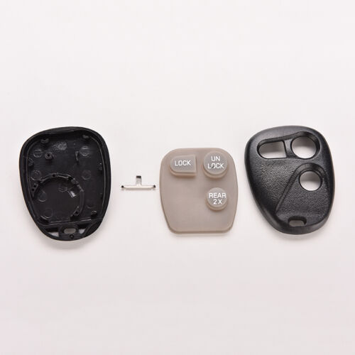 For GM 16245100 29 Replacement Remote Entry Keyless Key Fob Shell Case Cover EL