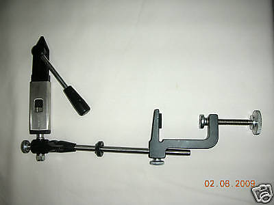 """""""NEW"""" ZEPHER PRO VISE WITH CLAMP /& PEDESTAL"""
