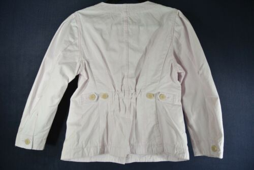 S Jacket Blossom Army Twill Cherry Taylor Rebecca Taglia New 65nOg8qO