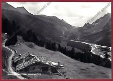 VALLE D'AOSTA COURMAYEUR 240 VAL VENY Cartolina FOTOGRAFICA