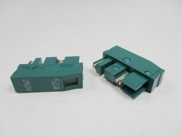 5.0A 10 PCS NEW Daito Alarm Fuse MP50 5 Amp 125V FANUC  #Q355 YH ZX