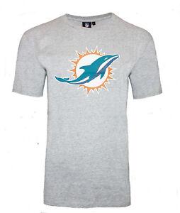 NFL Miami Dolphins T Shirt Mens S M L Official Team Apparel