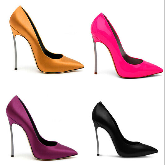 Chic Donna Pointy Toe Pumps Stilettos Wedding Dress Dress Wedding Shoes High Heel Sexy Party f63d34