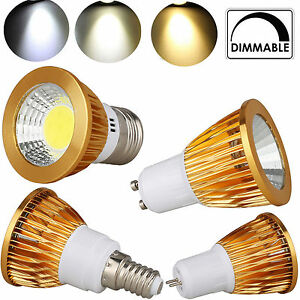 About E27 Details 164 Cob Lights Mr16 Gu5 3 9 Dimmable E14 Spotlight Led Lamp St Bulb 15w Gu10 fY6y7gb