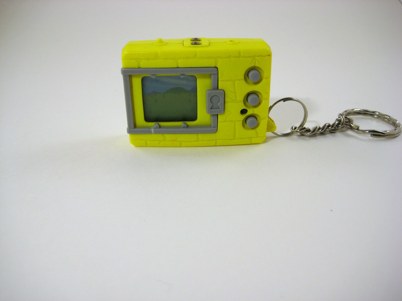 Bandai Digimon Digivice V1 Yellow With Instruction Instruction Instruction Manuals  Look  221c9e