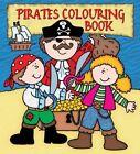 Pirates Colouring Book Book ISBN 140525808x
